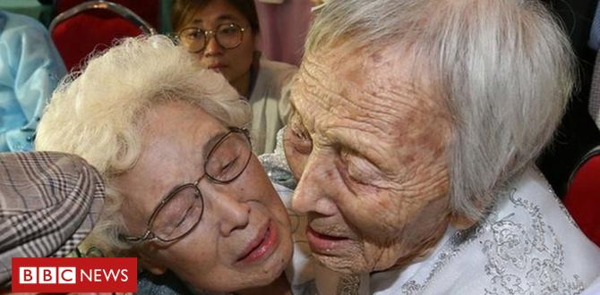 Korea family reunions: The tales of separated family members