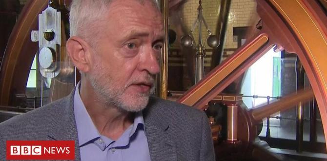 Labour leader Jeremy Corbyn on Tony Blair's criticism