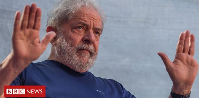 Lula turns himself in after police stand-off