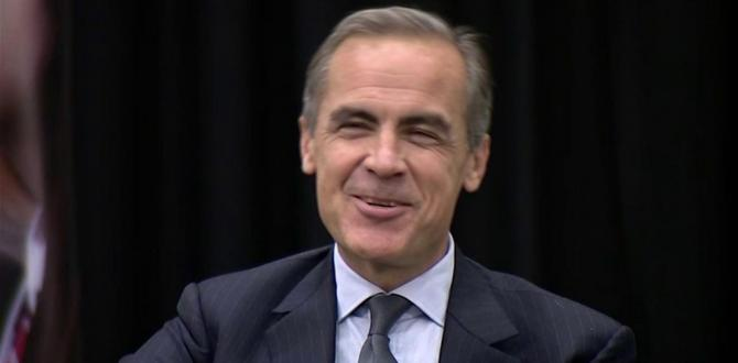 Mark Carney describes 'toughest day' as Financial Institution governor