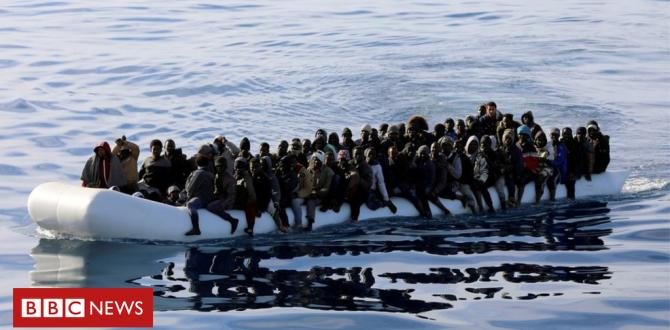 Migrant trouble: Ratings drown off Libyan coast