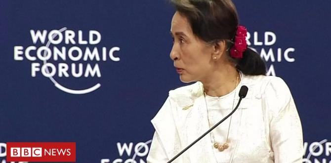 Myanmar's Aung San Suu Kyi: Journalists 'jailed over official secrets'