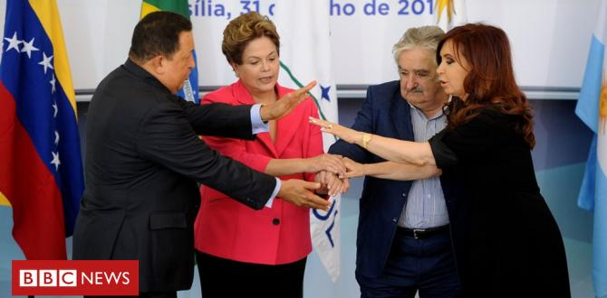 Populism and division: Latin The Usa at the ballot  box