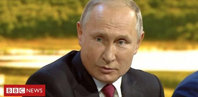 President Putin: 'We've found the Skripal poisoning suspects'