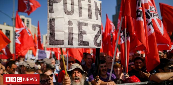 Russia pension protests: New rallies sparked by means of competition name