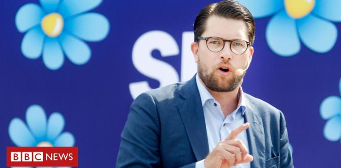 Sweden Democrats faucet into immigration fears as vote looms