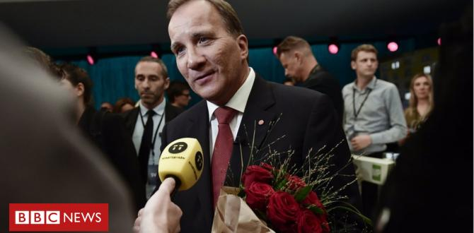 Swedish election: PM says balloting for anti-immigration SD is 'dangerous'