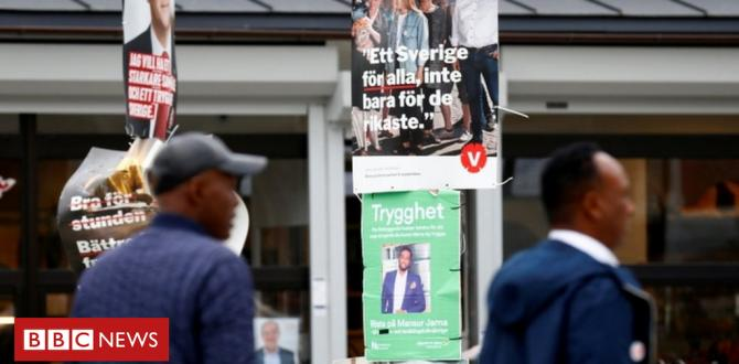 Swedish election: Vote held amid anti-immigration surge