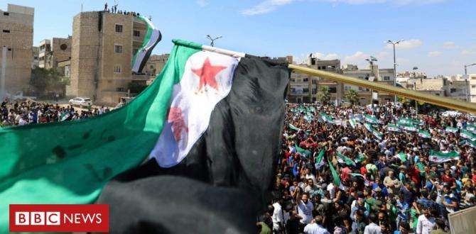 Syria warfare: 'Russian strikes' aim Idlib as offensive looms
