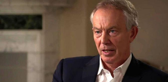 Tony Blair: I Feel Corbyn could be PM