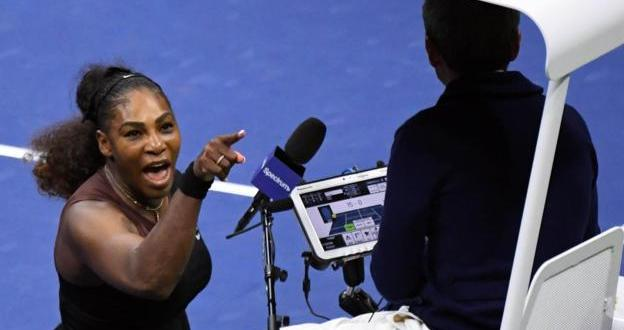 US Open 2018: Serena Williams accuses umpire of sexism after meltdown in final