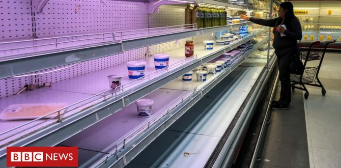 US reliable: Venezuela government 'steals from food programme'