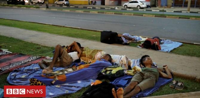Venezuela migrants flee again throughout border with Brazil