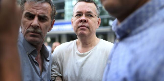 Andrew Brunson, U.S. pastor jailed in Turkey, may be coming home after secret deal: Report