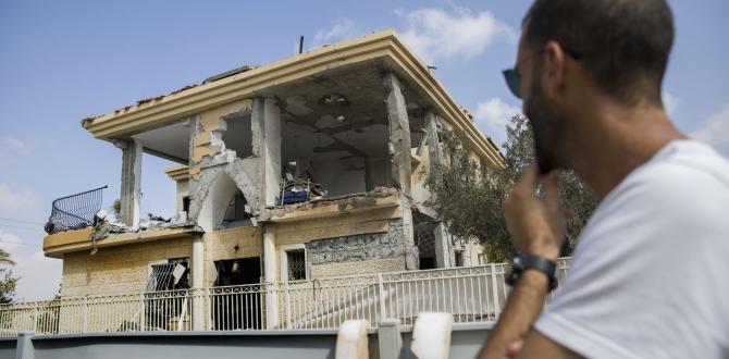 Israel retaliates on Hamas targets in Zeitoun, Tel Al-Hawa
