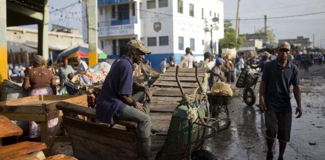 Magnitude 5.9 quake shakes northern Haiti