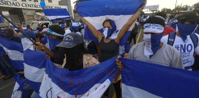Treasury warns U.S. banks to watch for corrupt cash from Nicaragua