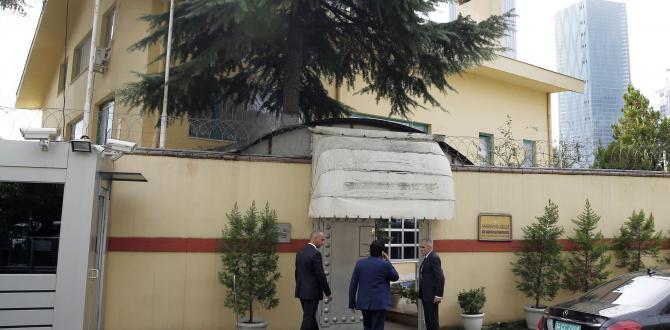 Washington Post says Turkey has proof Saudi writer was killed