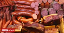 Anger over pork sausages at Germany Islam experience