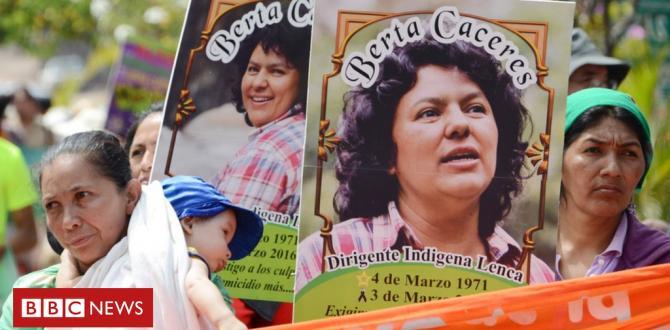 Berta Cáceres: Seven convicted of murdering anti-dam activist