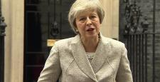 Brexit: Draft agreement on future dating right for UK, says May