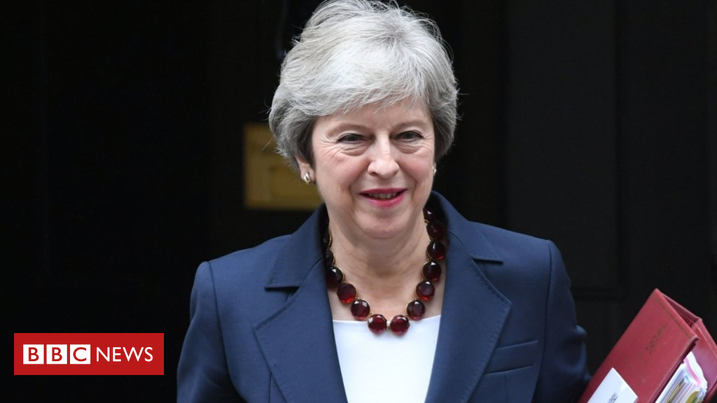 Brexit: Theresa May's 'letter to the nation' in full