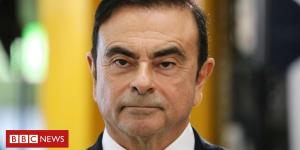 Carlos Ghosn: Five charts on the Nissan boss scandal