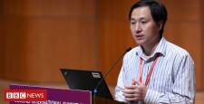 'Gene-edited babies': China halts work of He Jiankui