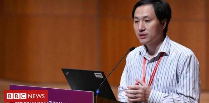 Chinese scientist defends 'world's first gene-edited babies'