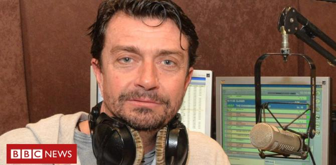 Gavin Ford: British radio host found useless at home in Lebanon