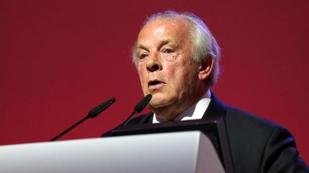 Gordon Taylor: Charity watchdog to 'engage' with PFA over considerations