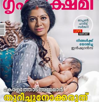 The cover of Grihalakshmi