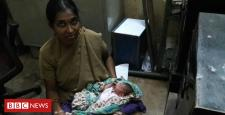 India policewoman praised for breastfeeding deserted baby