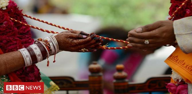 Indian girl arrested for marrying '17-yr-old'