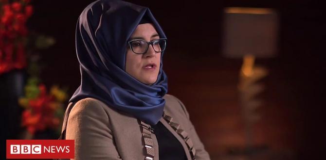 Jamal Khashoggi's fiancee on writer's death in Saudi consulate