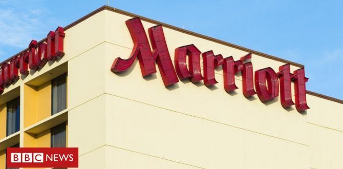 Marriott hack hits 500 million guests
