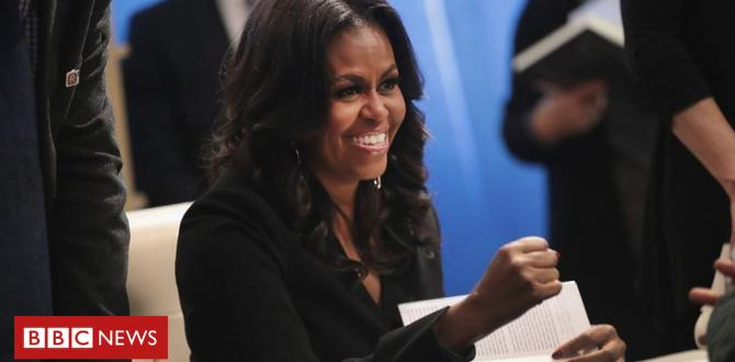 Michelle Obama on Barack, her mom and the college run