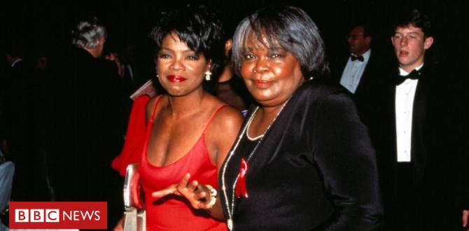 Oprah Winfrey can pay tribute to late mom Vernita Lee