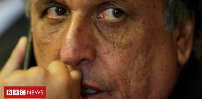 Rio governor Pezão arrested on corruption charges