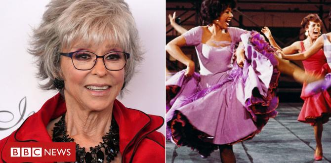 Rita Moreno returns to West Facet Story, in new role