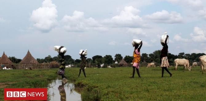South Sudan region 'sees massive building up in rape', says charity