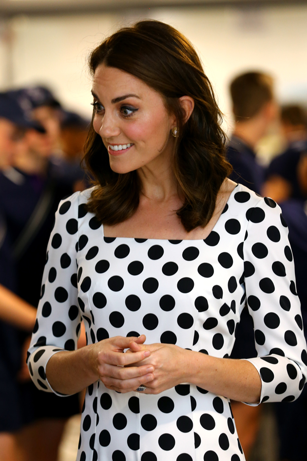THE HOT Kate Middleton haircut that 's got everybody talking!