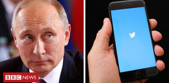Twitter suspends account impersonating Russian president Putin