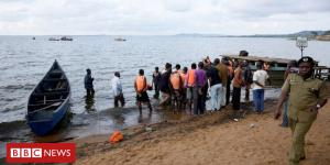 Uganda birthday party boat capsizes on Lake Victoria, killing 29