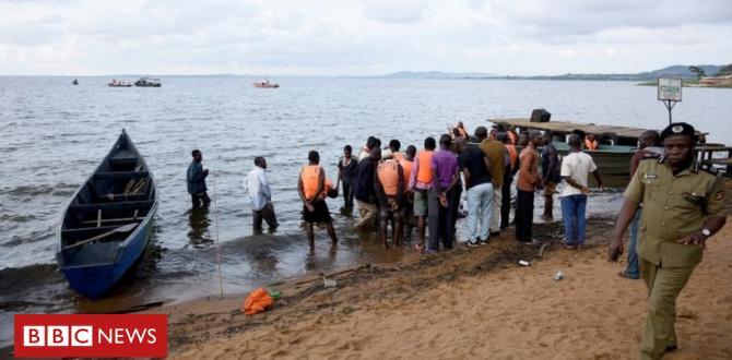 Uganda birthday party boat capsizes on Lake Victoria, killing 29