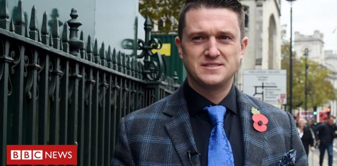 UKIP chief defends hiring Tommy Robinson