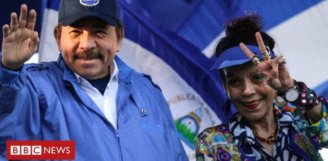 US sanctions Nicaragua's Vice-President Rosario Murillo