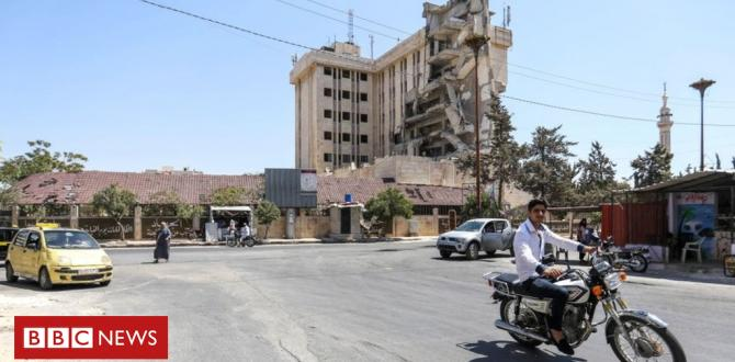 Will Idlib spell the top of Syria's conflict?