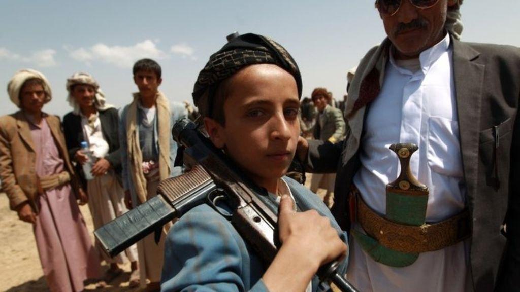 Yemen problem: WHO IS fighting whom?