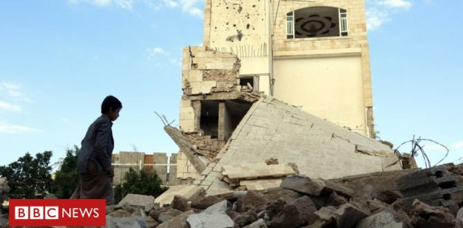 Yemen struggle: US defends backing for Saudi-led coalition